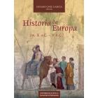 Historia de Europa (ss. X a.C. - V d.C.)