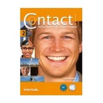 Contact ! 2.  Tekstboek + online MP3's