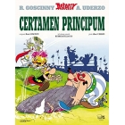 Asterix Certamen Principum (texto en latín)