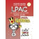 LPAC versión Martina. Ley 39/2015, de 1 de octubre, del Procedimiento Administrativo Común de las Administraciones Públicas. Texto Legal
