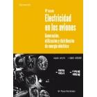 Electricidad en los aviones. Generación, utilización y distribución de energía eléctrica