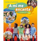 A mi me encanta espagnol cycle 4 / 5e LV2 - Cahier d'activités - éd. 2016 (A mi me encanta collège)
