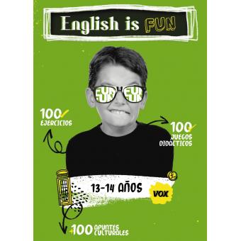 English is Fun / 13-14 años
