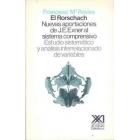 El Rorschach. Nuevas aportaciones de J.E. Exner sistema al comprensivo