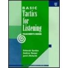 Basic tactics for listening. Teacher's book