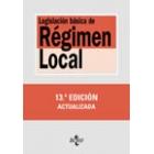Legislación básica de régimen local
