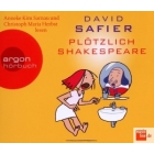 Plötzlich Shakespeare (Hörbestseller), 4 Audio-CDs