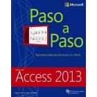 Paso a paso. Access 2013