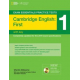 Exam Essentials FCE Cambridge First Practice Tests 1 with key and DVD-ROM