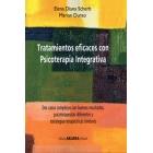 Tratamientos eficaces con psicoterapia integrativa. Dos casos complejos con buenos resultados; psicoterapeutas difrerentes  y estrategias terapeúticas similares