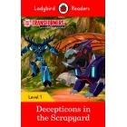 TRANSFORMERS: DECEPTICONS IN THE SCRAPYARD (LB)