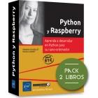 Python y Raspberry Pack de 2 libros: Aprenda a desarrollar en Python para su nano-ordenador