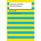 Michael Kohlhaas: Reclam XL - Text und Kontext