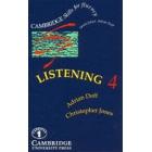 Listening 4 (skills for fluency). Cassettes (2)