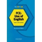 Test it fix it FCE Grammar Use of English