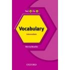 Test it fix it: vocabulary intermediate