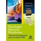 Manual de Preparación para el Examen PIR. Vol. 1 (2009)