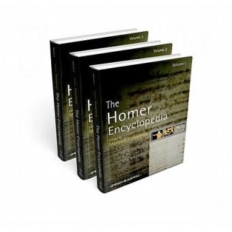 The Homer Encyclopedia (3 vols.)