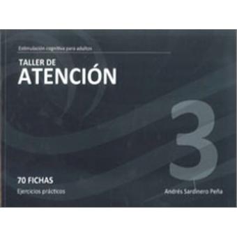 Estimulacion cognitiva para adultos : Taller de atención 3