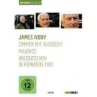 James Ivory, 3 DVDs