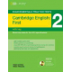 Exam Essentials FCE Cambridge First Practice Tests 2 with key and DVD-ROM
