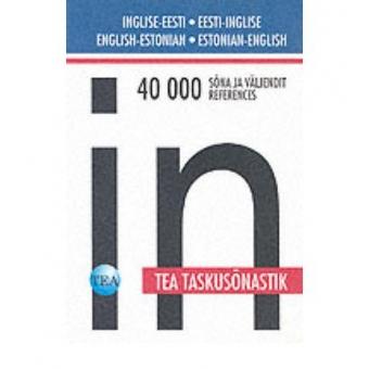 Inglise-Eesti/ Eesti-Inglise (English-Estonian/Estonian-English Dictionary)  Taskusonastik