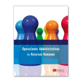 Operaciones Administrativas de Recursos Humanos. CFGM
