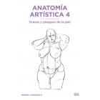 Anatomía artística 4. Grasas y pliegues de la piel