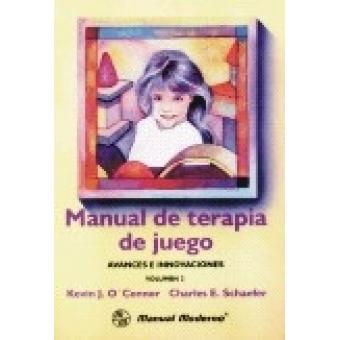 Manual de terapia de juego. Vol, 2  Avances e innovaciones.