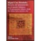 Historia del pensamiento en el mundo islámico, vol.1: desde los orígenes hasta el siglo XII en Oriente