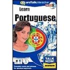 Talk Now :  Aprenda Portugués.  NIvel elemental.  CD-ROM
