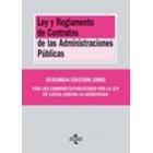 Ley y reglamento de contratos de las administraciones públicas (2ª ed.)