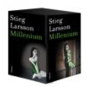 Pack Millenium (3 vols)