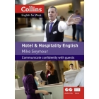 Collins English for Work: Hotel and Hospitality + 2 CD's