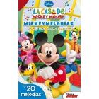 Mickey melodías. Libro y reproductor musical