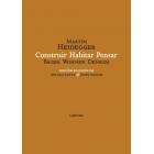 Construir Habitar Pensar / Bauen Wohnen Denken (Ed. bilingüe)