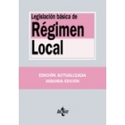 Legislación de Régimen Local
