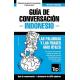 Guia de Conversación Español-Indonesio y Vocabulario Temático de 3000 Palabras