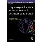 PROGRAMA MUPO. MENTES ÚNICAS. Programas para la mejora socioemocional de las dificultades de aprendizaje