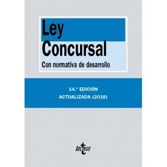 Ley concursal. 14ª edición 2018