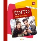 Edito niv.B1 (éd. 2018) - Cahier + CD