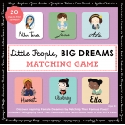 Little People Big Dreams Matching Game: Put your Brain to the Test with all the Girls of the Little People Big Dreams!
