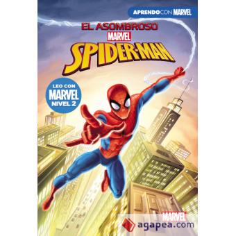 Spiderman, leo con Marvel nivel 2