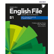 English File 4th edition - B1 - Intermediate - Student's Book + Workbook with Key Pack
