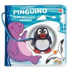 Pingüino tiene muchos amigos