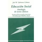 Educación social antología de textos clásicos
