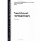 Foundations  of Point Set Theory