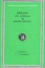 On animals. Vol III. Books XII - XVII. (Trad de A. F. Scholfield)