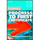 New Progress to First Certificate. (Cassettes)