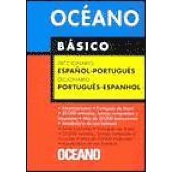 Océano Básico diccionario Español-Portugués(Brasil) Portugués(Brasil)-Español